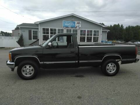1990 GMC Sierra 1500 for sale at Kelly & Kelly Supermarket of Cars in Fayetteville NC