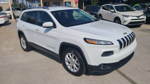 2014 Jeep Cherokee for sale at Dunn-Rite Auto Group in Longwood FL