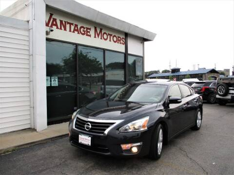 2013 Nissan Altima for sale at Vantage Motors LLC in Raytown MO