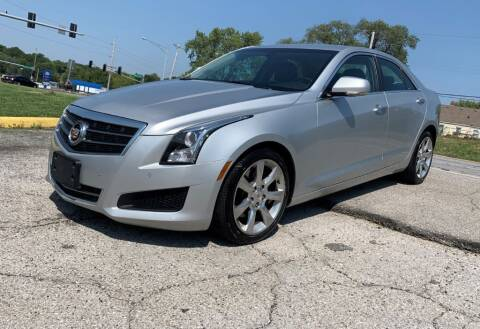 2014 Cadillac ATS for sale at InstaCar LLC in Independence MO