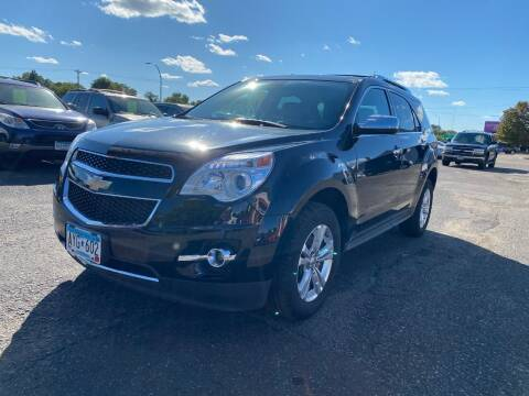 2011 Chevrolet Equinox for sale at Auto Tech Car Sales and Leasing in Saint Paul MN