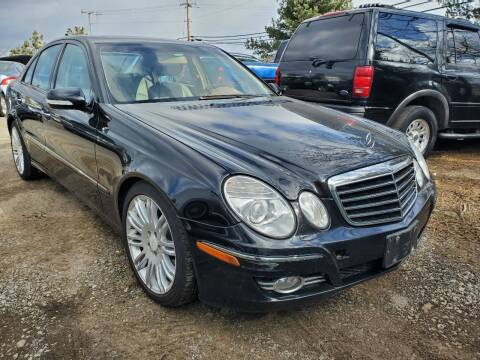 2008 Mercedes-Benz E-Class for sale at M & M Auto Brokers in Chantilly VA