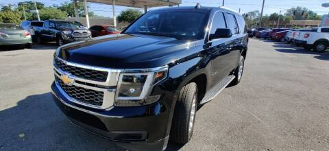2018 Chevrolet Tahoe for sale at Max Auto Sales in Sanford FL