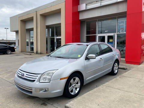 2006 Ford Fusion for sale at Thumbs Up Motors in Warner Robins GA