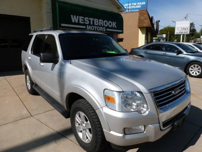 2009 Ford Explorer for sale at Westbrook Motors in Grand Rapids MI