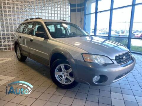 2007 Subaru Outback for sale at iAuto in Cincinnati OH