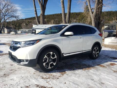 2018 Honda CR-V for sale at HomeTown Motors in Gillette WY
