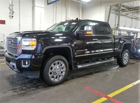 2019 GMC Sierra 2500HD for sale at Great Lakes Classic Cars & Detail Shop in Hilton NY