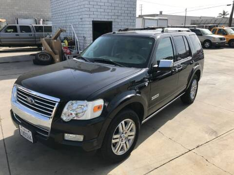 2008 Ford Explorer for sale at OCEAN IMPORTS in Midway City CA