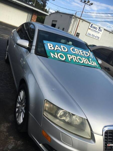 2008 Audi A6 for sale at Bavarian motor Group LLC in Dothan AL