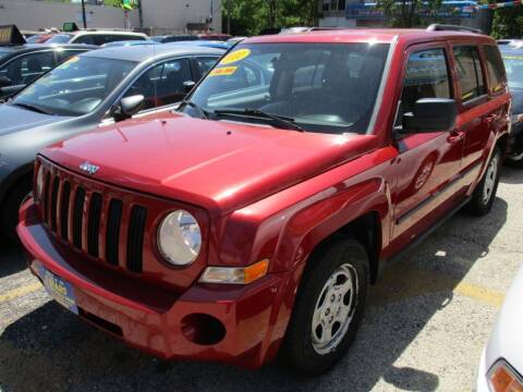 2010 Jeep Patriot for sale at 5 Stars Auto Service and Sales in Chicago IL