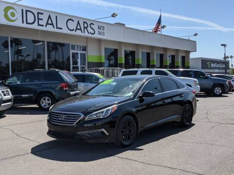 2015 Hyundai Sonata for sale at Ideal Cars East Mesa in Mesa AZ