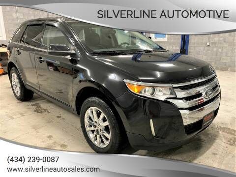 2014 Ford Edge for sale at Silverline Automotive in Lynchburg VA