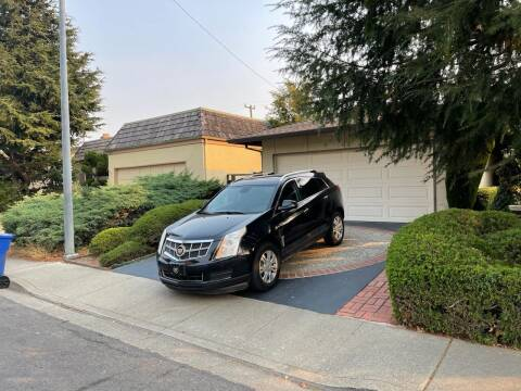 2012 Cadillac SRX for sale at Blue Eagle Motors in Fremont CA