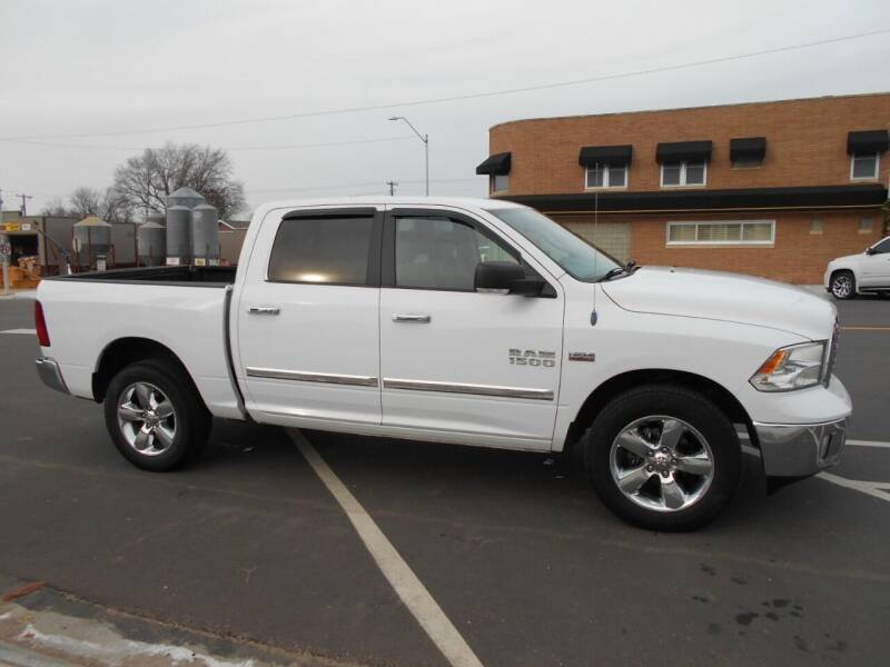 2013 RAM Ram Pickup 1500 for sale at Creighton Auto & Body Shop in Creighton NE