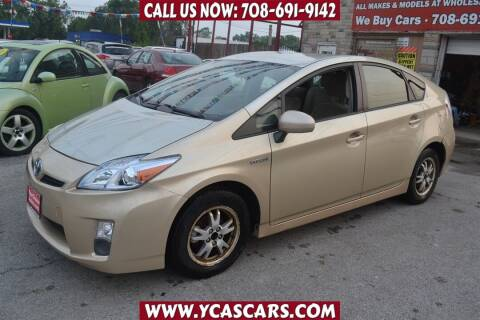 2010 Toyota Prius for sale at Your Choice Autos - Crestwood in Crestwood IL