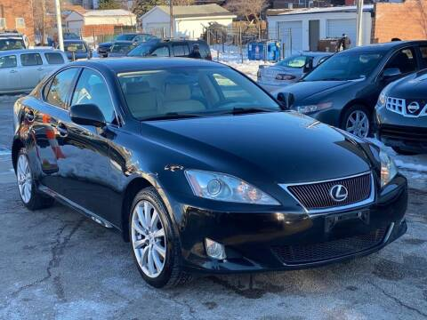 2008 Lexus IS 250 for sale at IMPORT Motors in Saint Louis MO