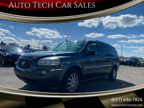 2005 Buick Terraza for sale at Auto Tech Car Sales in Saint Paul MN