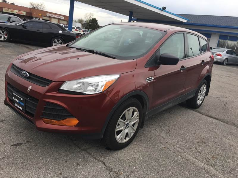 2014 Ford Escape for sale at Cars East in Columbus OH