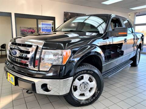 2010 Ford F-150 for sale at SAINT CHARLES MOTORCARS in Saint Charles IL