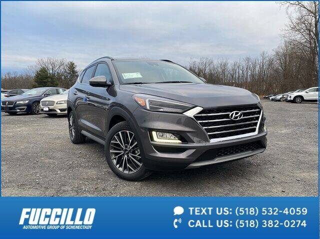 2021 Hyundai Tucson for sale in Schenectady, NY