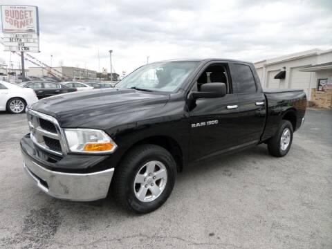 2012 RAM Ram Pickup 1500 for sale at Budget Corner in Fort Wayne IN