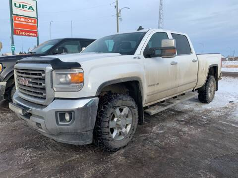 2015 GMC Sierra 2500HD for sale at Truck Buyers in Magrath AB