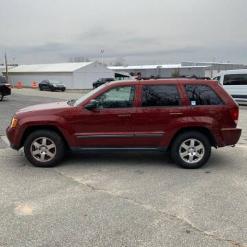2009 Jeep Grand Cherokee for sale at GLOBAL MOTOR GROUP in Newark NJ
