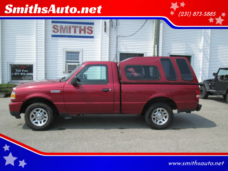 2010 Ford Ranger for sale at SmithsAuto.net in Hart MI