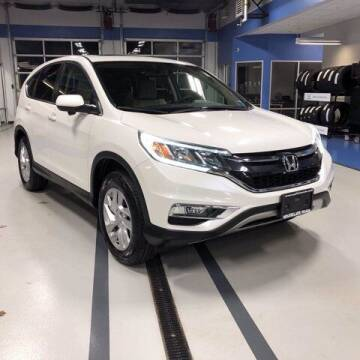 2016 Honda CR-V for sale at Simply Better Auto in Troy NY