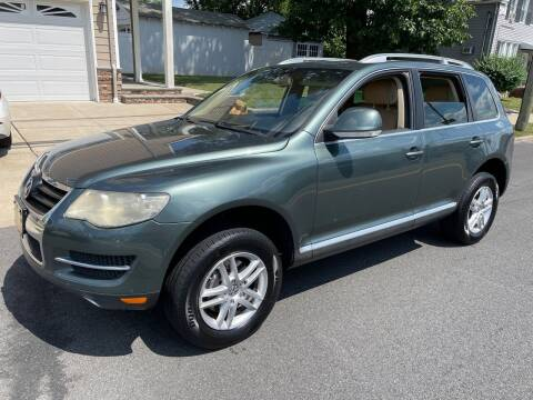 2008 Volkswagen Touareg 2 for sale at Jordan Auto Group in Paterson NJ
