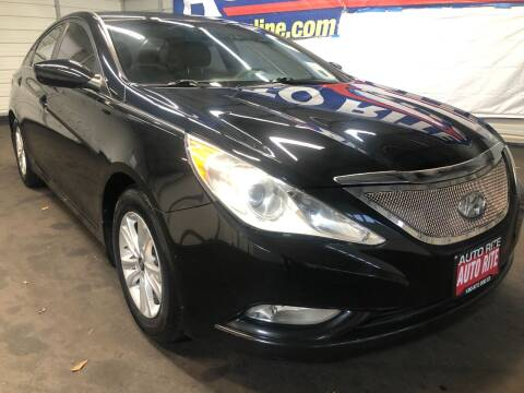 2013 Hyundai Sonata for sale at Auto Rite in Cleveland OH