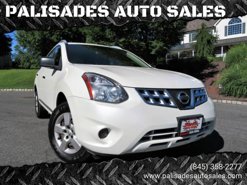 2015 Nissan Rogue Select for sale at PALISADES AUTO SALES in Nyack NY