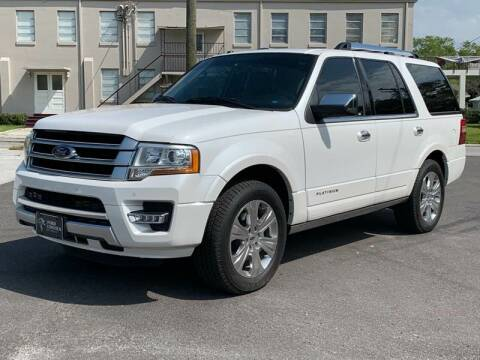 2015 Ford Expedition for sale at Consumer Auto Credit in Tampa FL