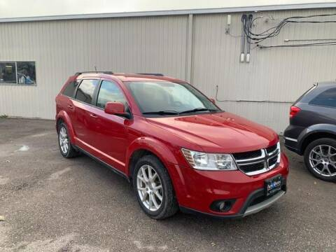 2012 Dodge Journey for sale at TWIN RIVERS CHRYSLER JEEP DODGE RAM in Beatrice NE