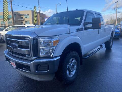 2014 Ford F-350 Super Duty for sale at Salem Motorsports in Salem OR