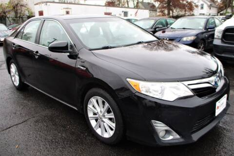 2012 Toyota Camry Hybrid for sale at Exem United in Plainfield NJ