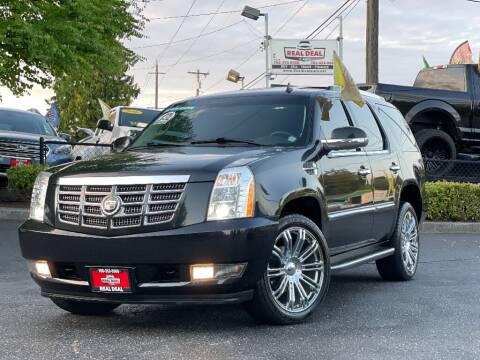 2011 Cadillac Escalade for sale at Real Deal Cars in Everett WA
