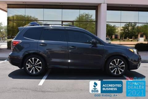 2017 Subaru Forester for sale at GOLDIES MOTORS in Phoenix AZ