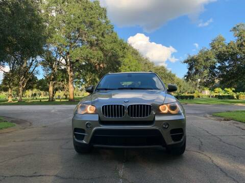 2011 BMW X5 for sale at FLORIDA MIDO MOTORS INC in Tampa FL