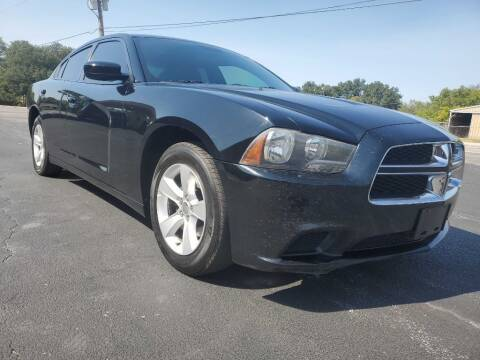 2014 Dodge Charger for sale at Thornhill Motor Company in Lake Worth TX