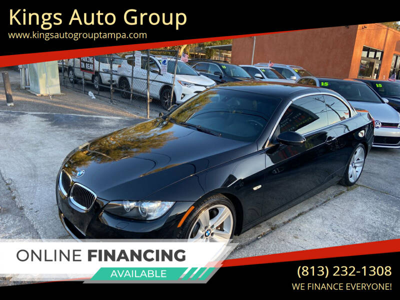 2009 BMW 3 Series for sale at Kings Auto Group in Tampa FL