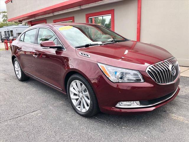2016 Buick LaCrosse for sale at Richardson Sales & Service in Highland IN