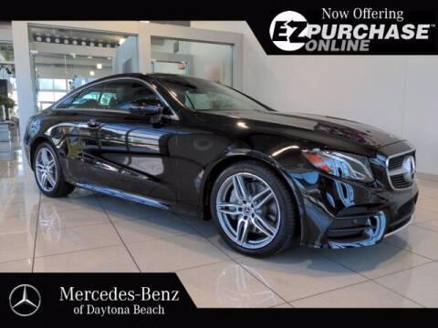 2020 Mercedes-Benz E-Class for sale at Mercedes-Benz of Daytona Beach in Daytona Beach FL