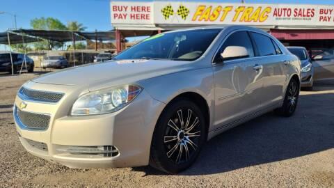 2012 Chevrolet Malibu for sale at Fast Trac Auto Sales in Phoenix AZ