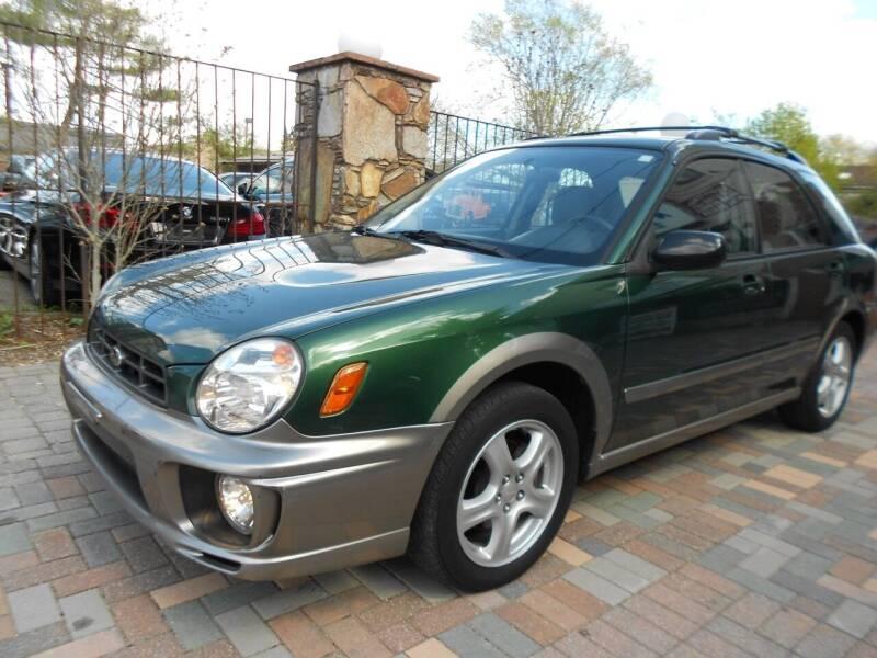 2002 Subaru Impreza for sale at Precision Auto Sales of New York in Farmingdale NY