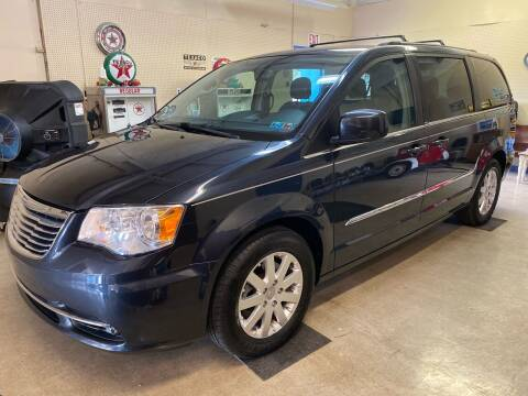 2013 Chrysler Town and Country for sale at Miller's Autos Sales and Service Inc. in Dillsburg PA