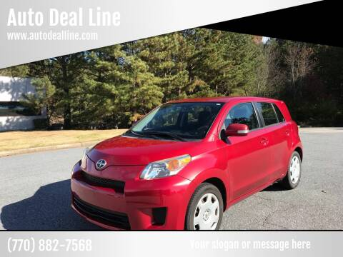 2008 Scion xD for sale at Auto Deal Line in Alpharetta GA
