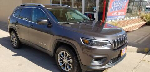 2019 Jeep Cherokee for sale at Swift Auto Center of North Platte in North Platte NE