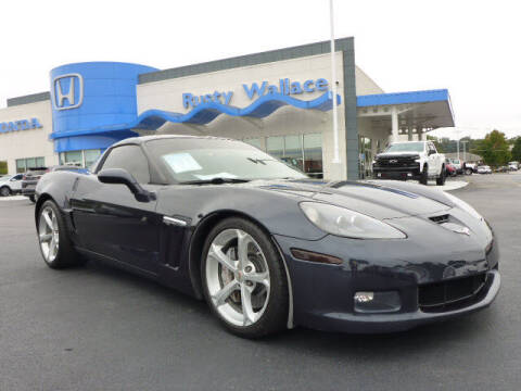 2013 Chevrolet Corvette for sale at RUSTY WALLACE HONDA in Knoxville TN